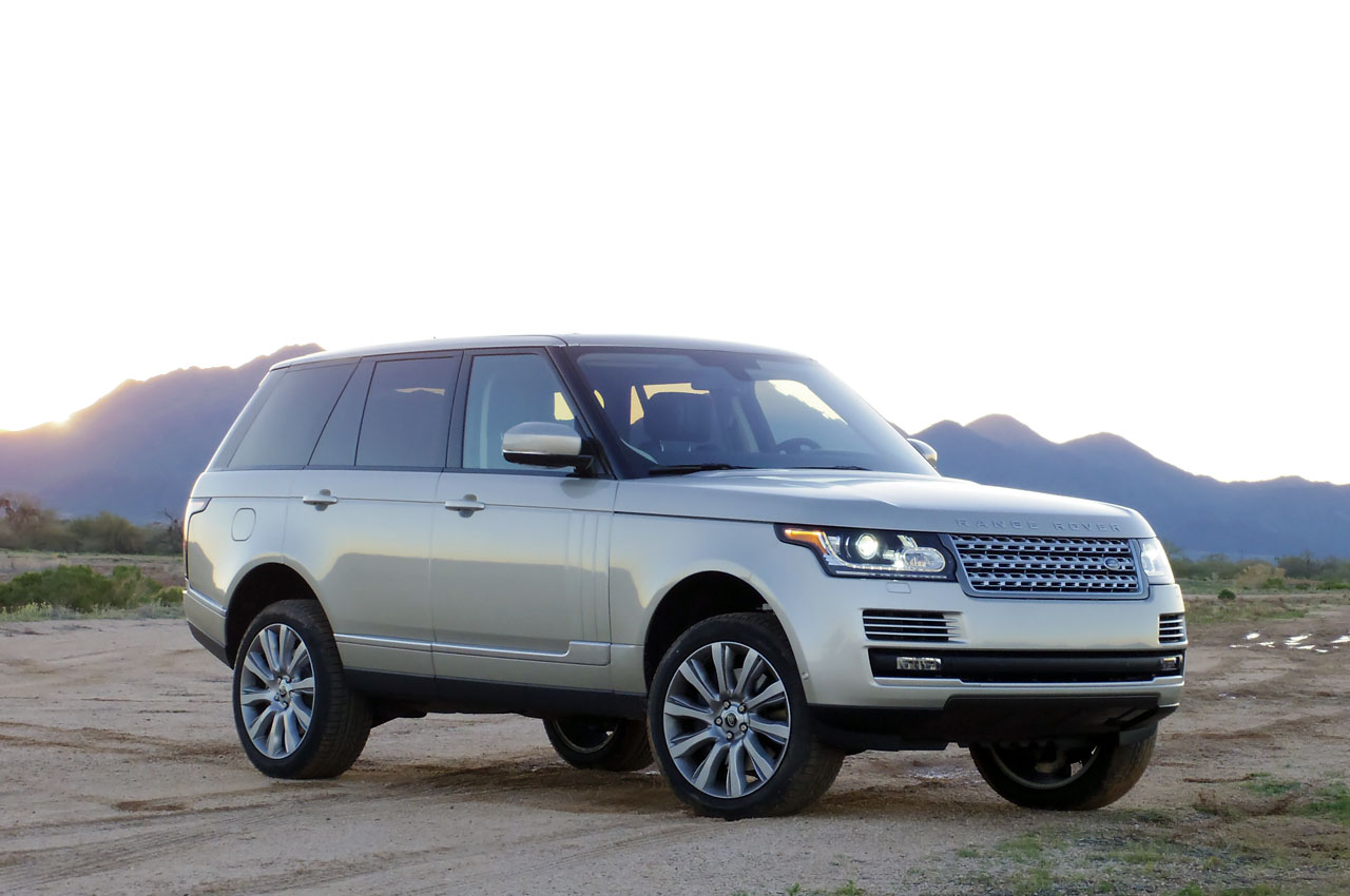 2013 Land Rover Range Rover [w/video]
