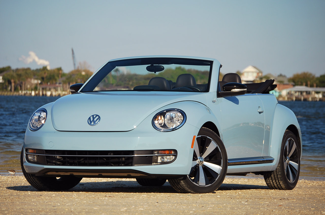 2017 Volkswagen Beetle Turbo Convertible