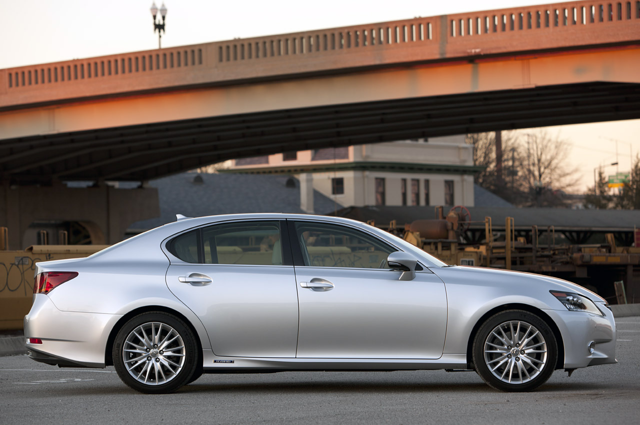 Lexus Pre Owned >> 2013 Lexus GS450h [w/video] - Autoblog