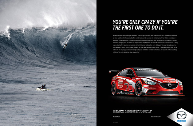 Mazda Reveals New 'Game Changers' Advertising Campaign