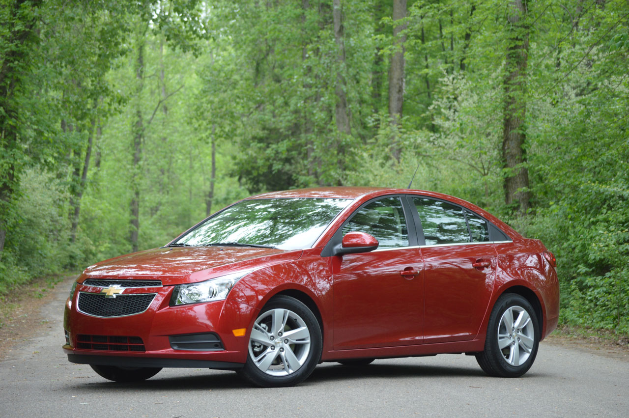 Chevy Cruze Diesel For Sale >> 2014 Chevrolet Cruze Diesel - Autoblog
