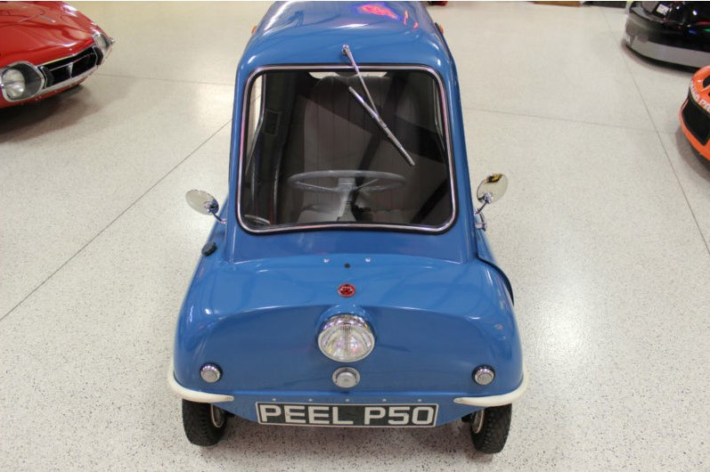 Peel P50 For Sale >> eBay Find of the Day: Peel P50 replica helps you commute like Jeremy Clarkson [w/video] - Autoblog