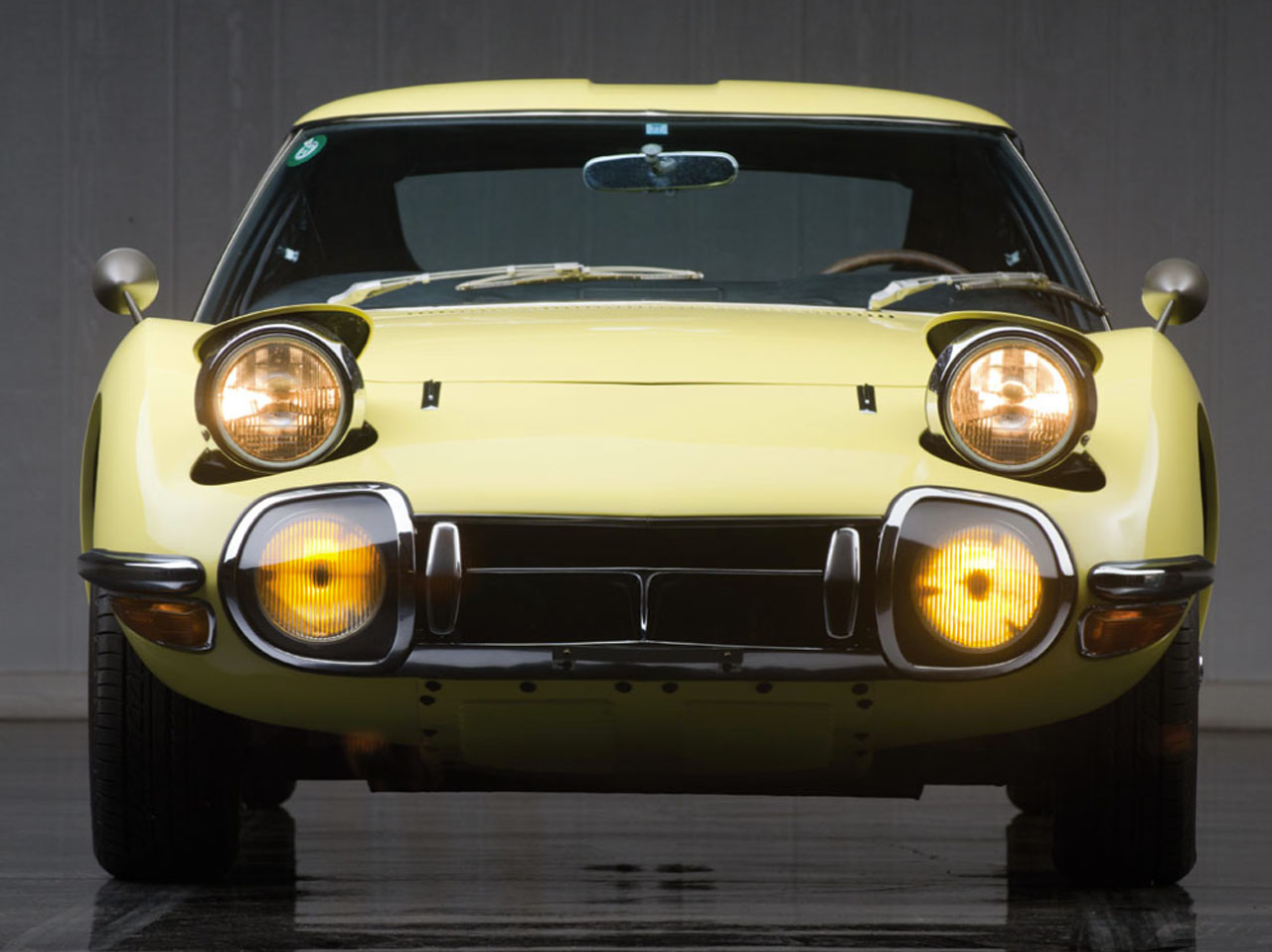 Toyota Certified Pre-Owned >> 1967 Toyota 2000GT most expensive Asian car ever sold at $1.2M | Autoblog