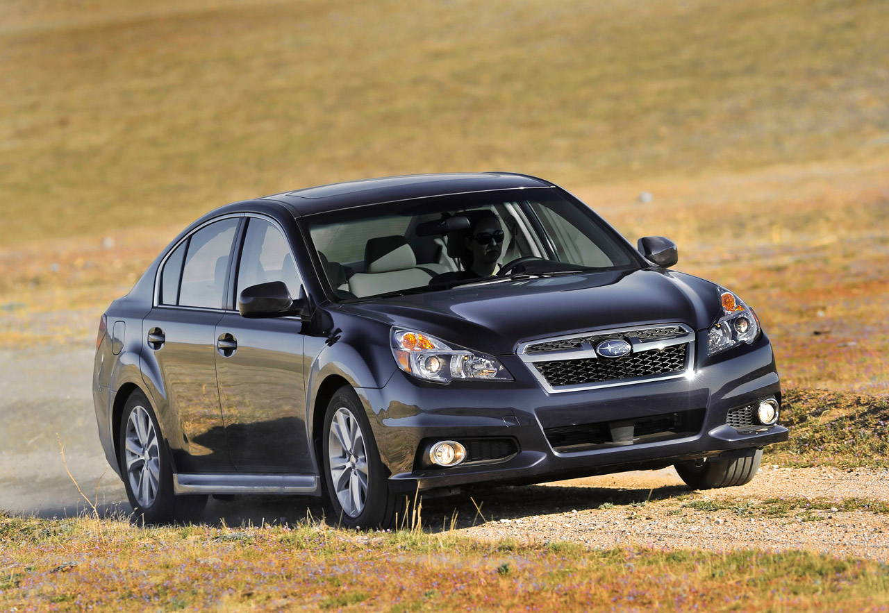 2013 subaru legacy and outback recalled over potential steering loss autoblog. Black Bedroom Furniture Sets. Home Design Ideas