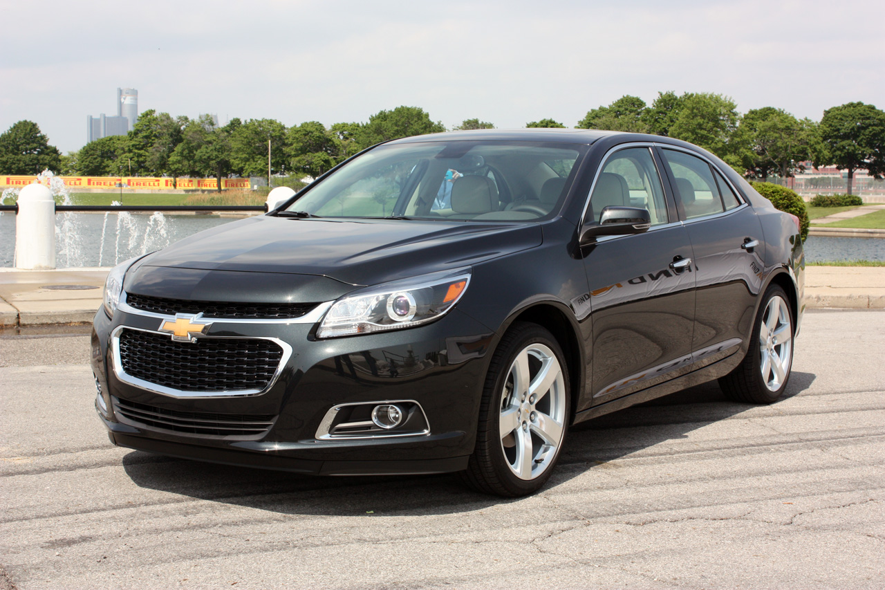 2014 Chevrolet Malibu: Live Photo Gallery - Autoblog