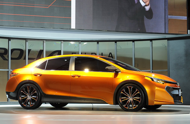 2014 Toyota Corolla Details Leaked