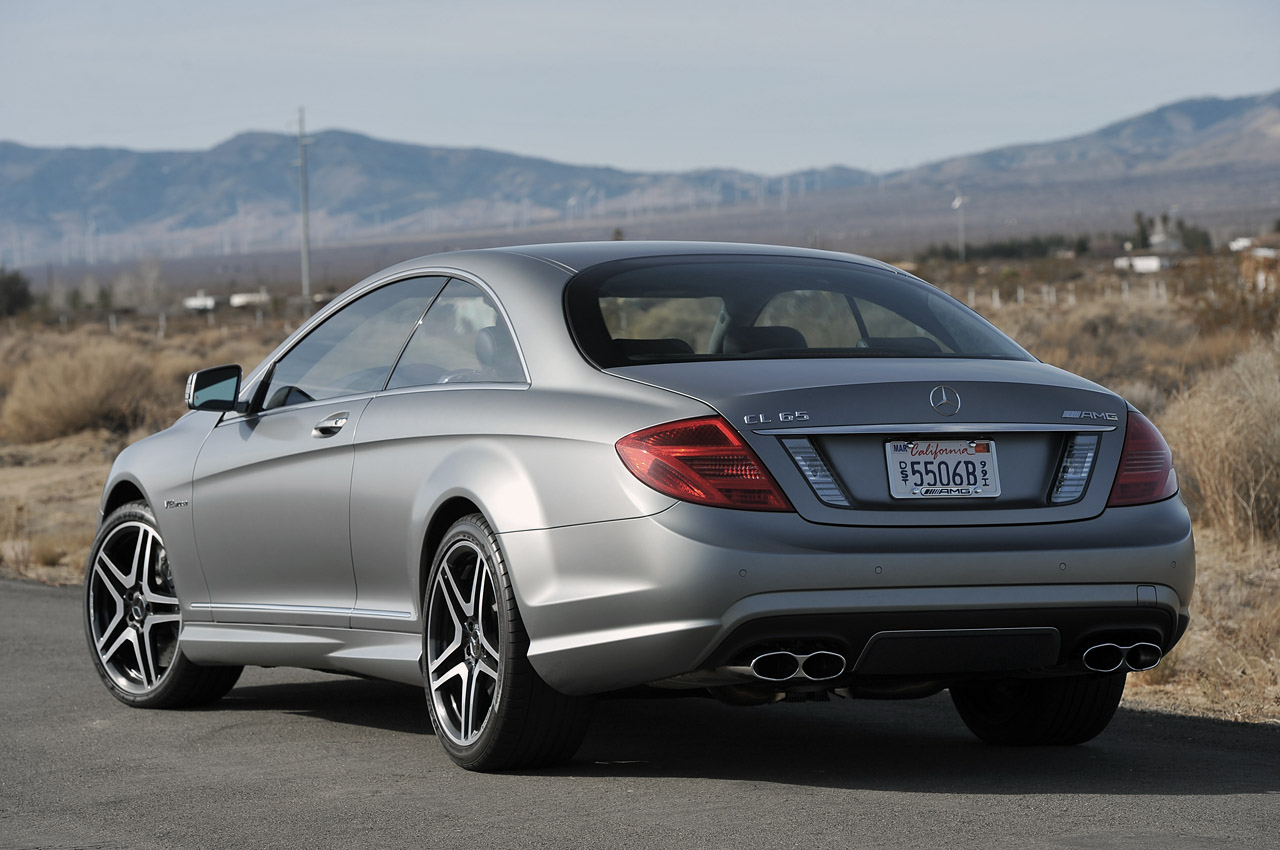 Mercedes Certified Pre Owned >> 2013 Mercedes-Benz CL65 AMG - Autoblog