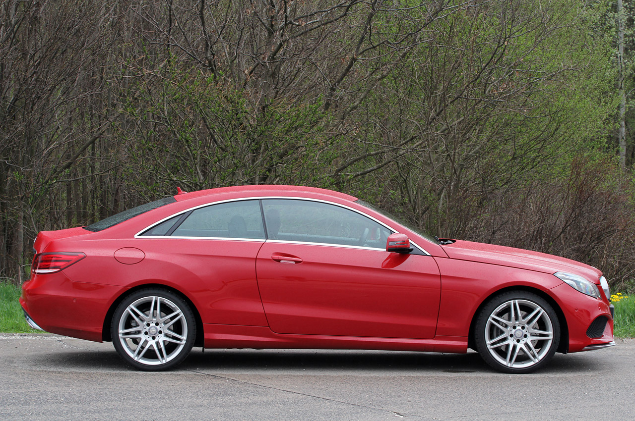 Black Book Car Values >> 2014 Mercedes E-Class Coupe - Autoblog