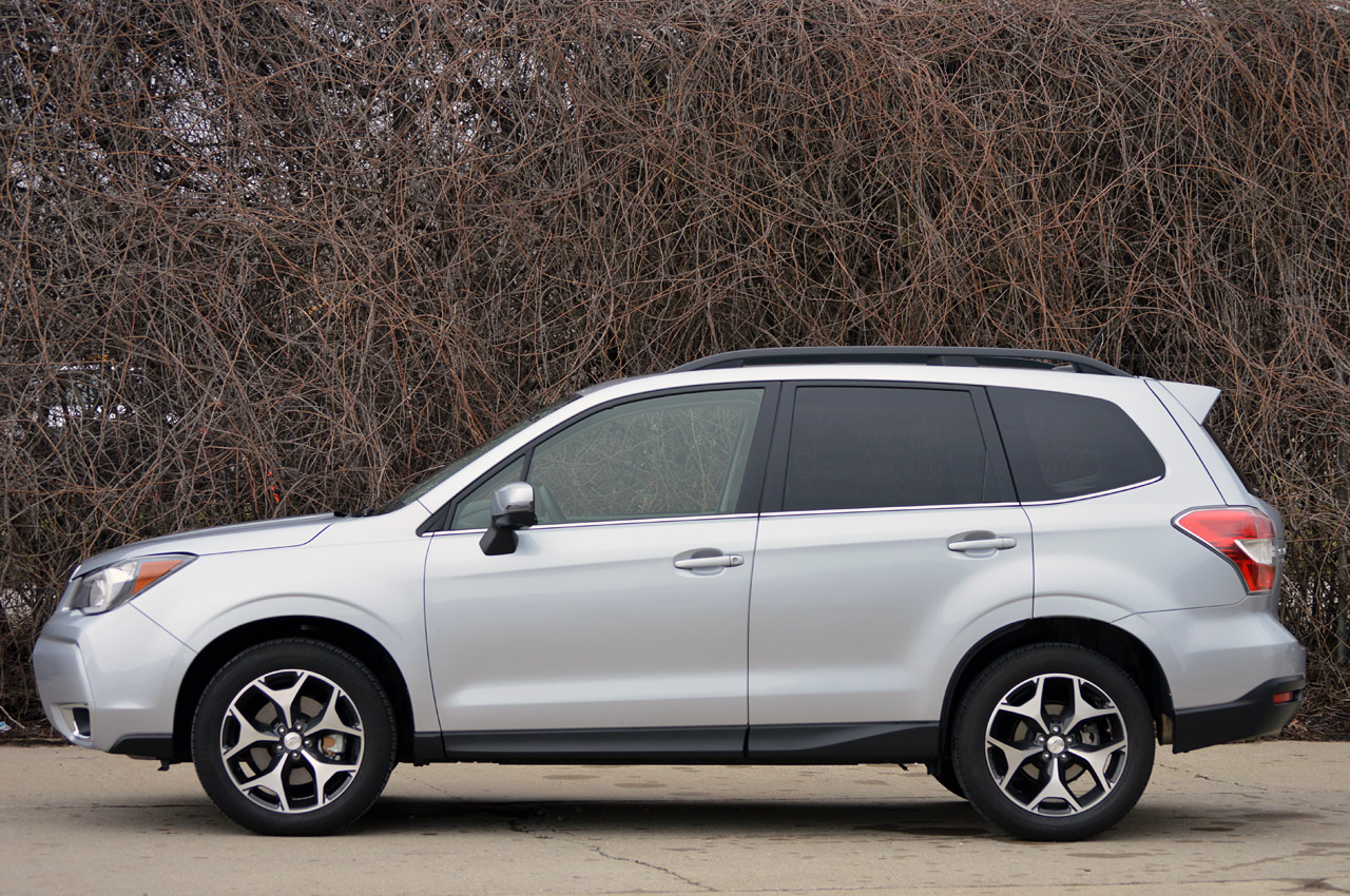 Forester Xt For Sale >> 2014 Subaru Forester XT Review - Autoblog