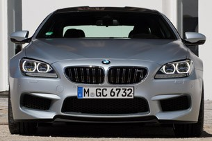 2017 Bmw M6 Gran Coupe Front View