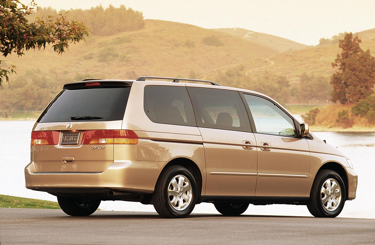 2003 honda odyssey photo gallery autoblog. Black Bedroom Furniture Sets. Home Design Ideas