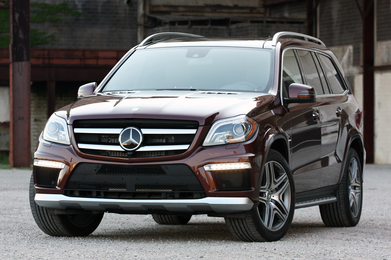 Mercedes Certified Pre Owned >> 2013 Mercedes-Benz GL63 AMG: Quick Spin Photo Gallery ...