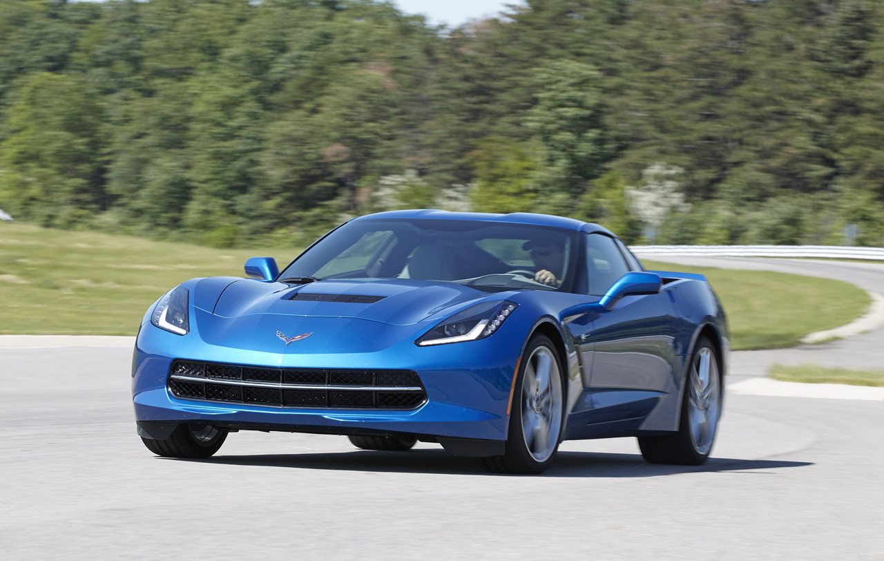 2014 Chevrolet Corvette Stingray Z51 >> 2014 Chevrolet Corvette Stingray Z51 Photo Gallery - Autoblog