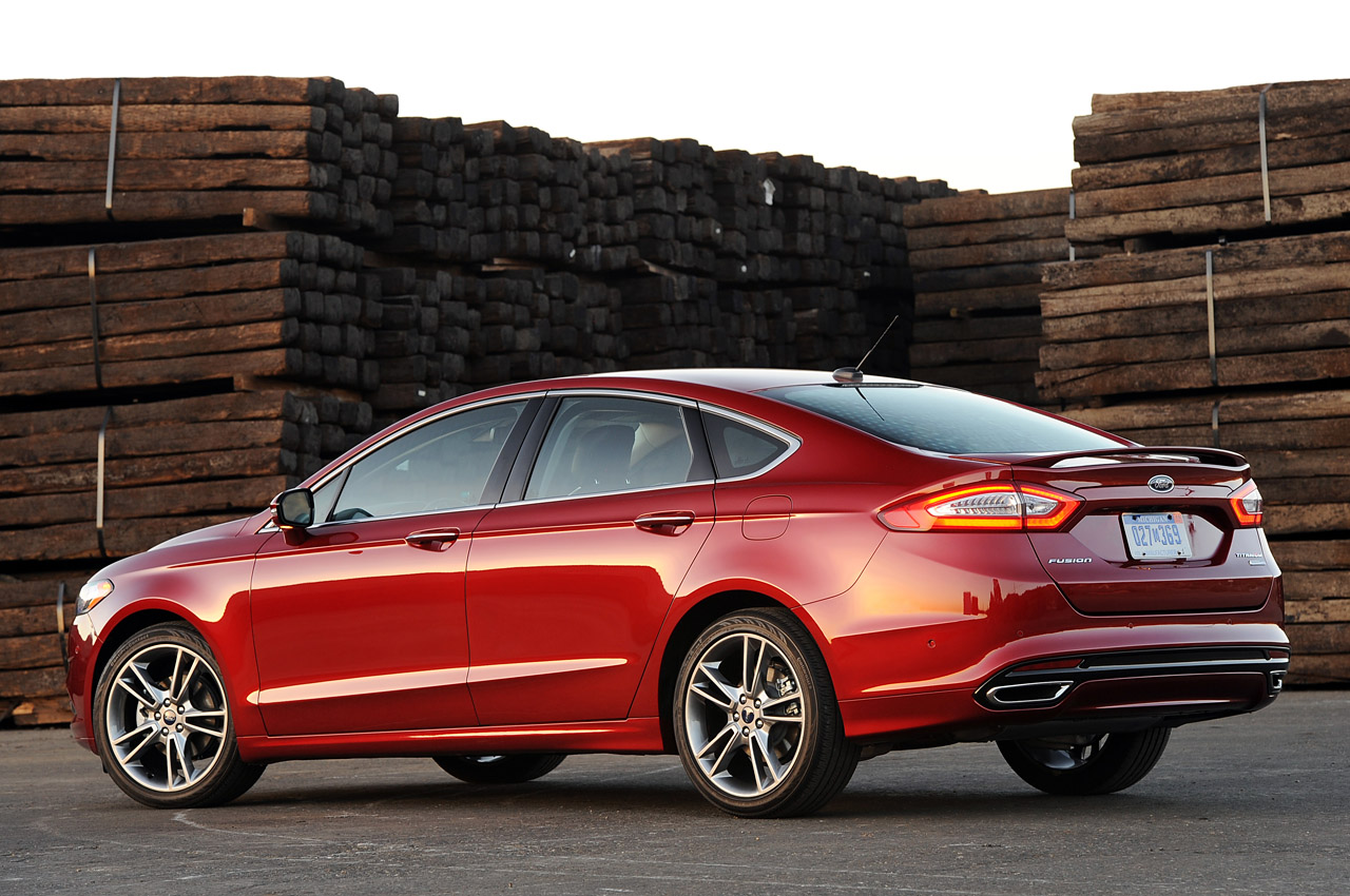 Ford Recalling 65k Fusions From 2014 And 2015 Because Key