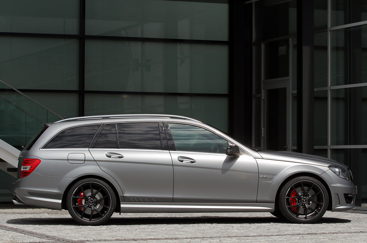 Mercedes Certified Pre Owned >> 2014 Mercedes C63 AMG Edition 507 [w/video] - Autoblog