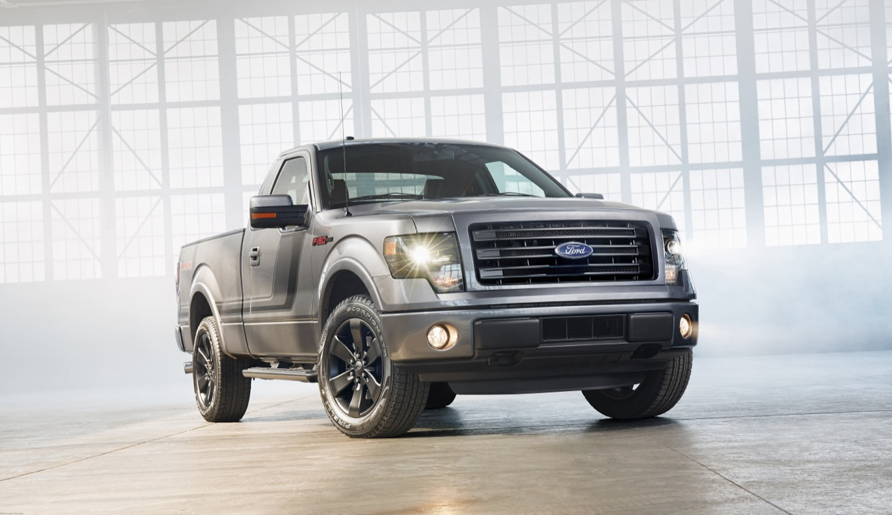 Black Book Car Values >> 2014 Ford F-150 Tremor adds some sport to shake things up ...