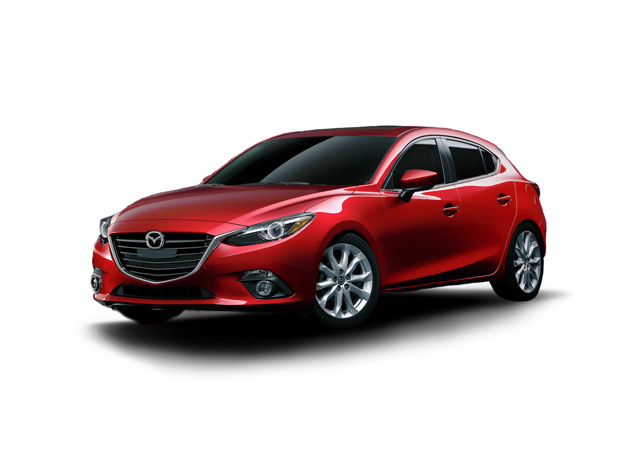 2014 Mazda3 Hatchback Photo Gallery - Autoblog2014 Mazda 3 White