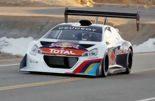 Peugeot 208 T16, Sebastien Loeb Finally Meet Pikes Peak