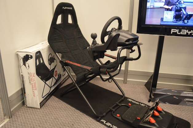 E3: We See What's Cooking At Playseat