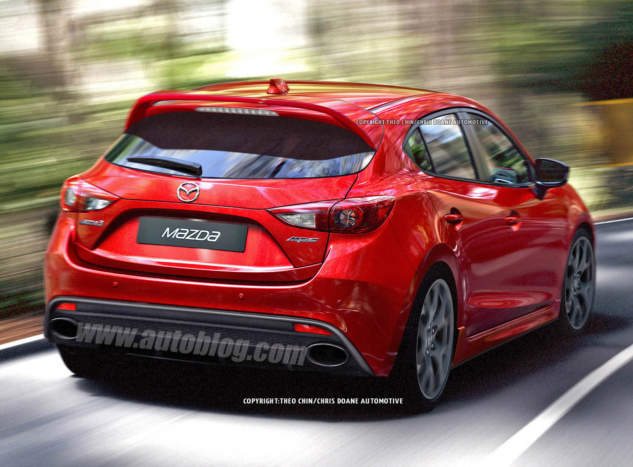 Mazdaspeed3 For Sale >> Mazda won't build new Mazdaspeed3 or 6 based on current models - Autoblog