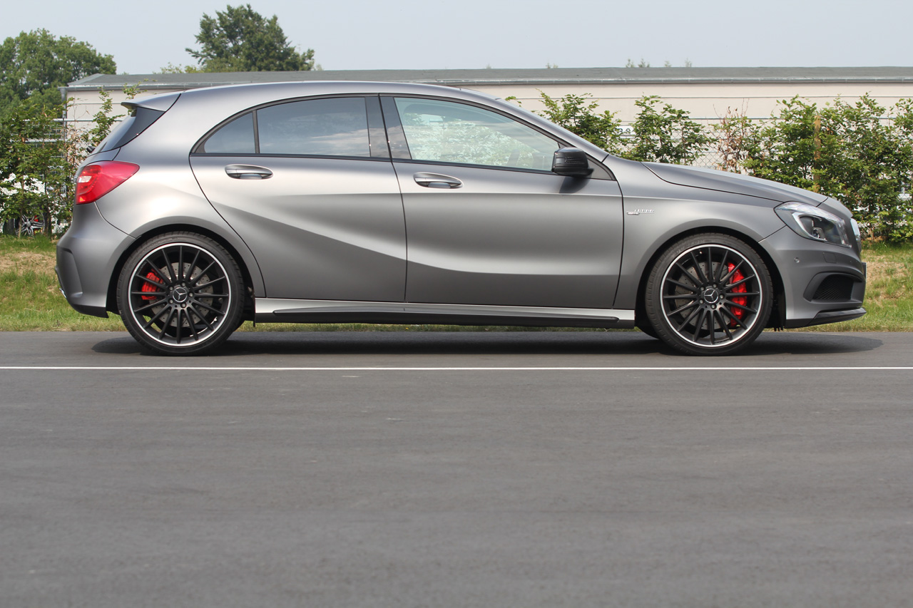 Certified Pre Owned Mercedes >> 2013 Mercedes A45 AMG 4Matic [w/video]   Autoblog