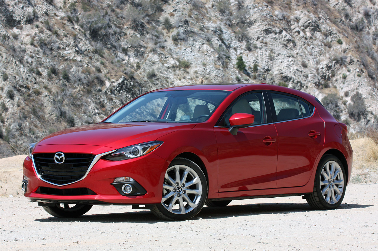 2014 mazda3 officially rated at 30 41 mpg priced from. Black Bedroom Furniture Sets. Home Design Ideas