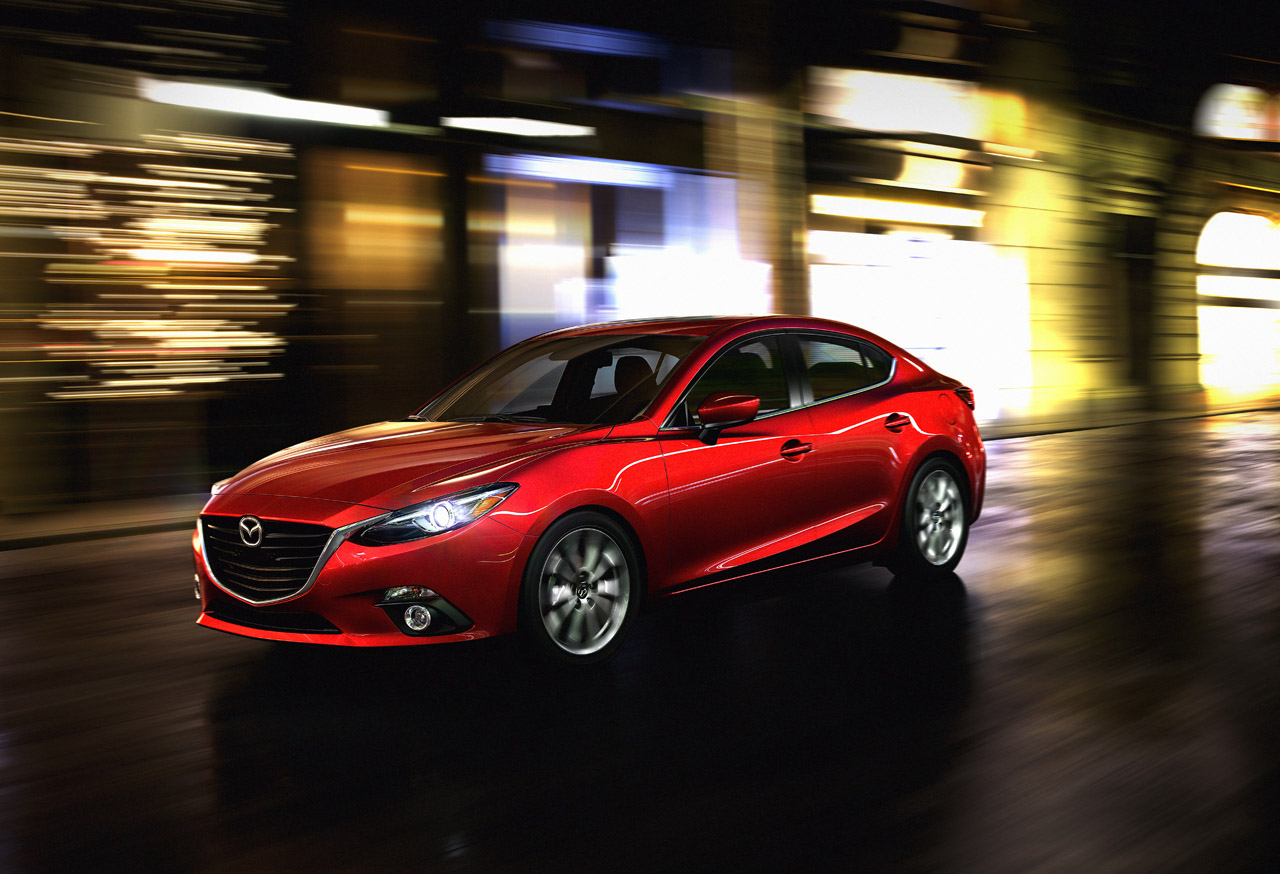 Acura Certified Pre Owned >> 2014 Mazda3 Sedan Photo Gallery - Autoblog