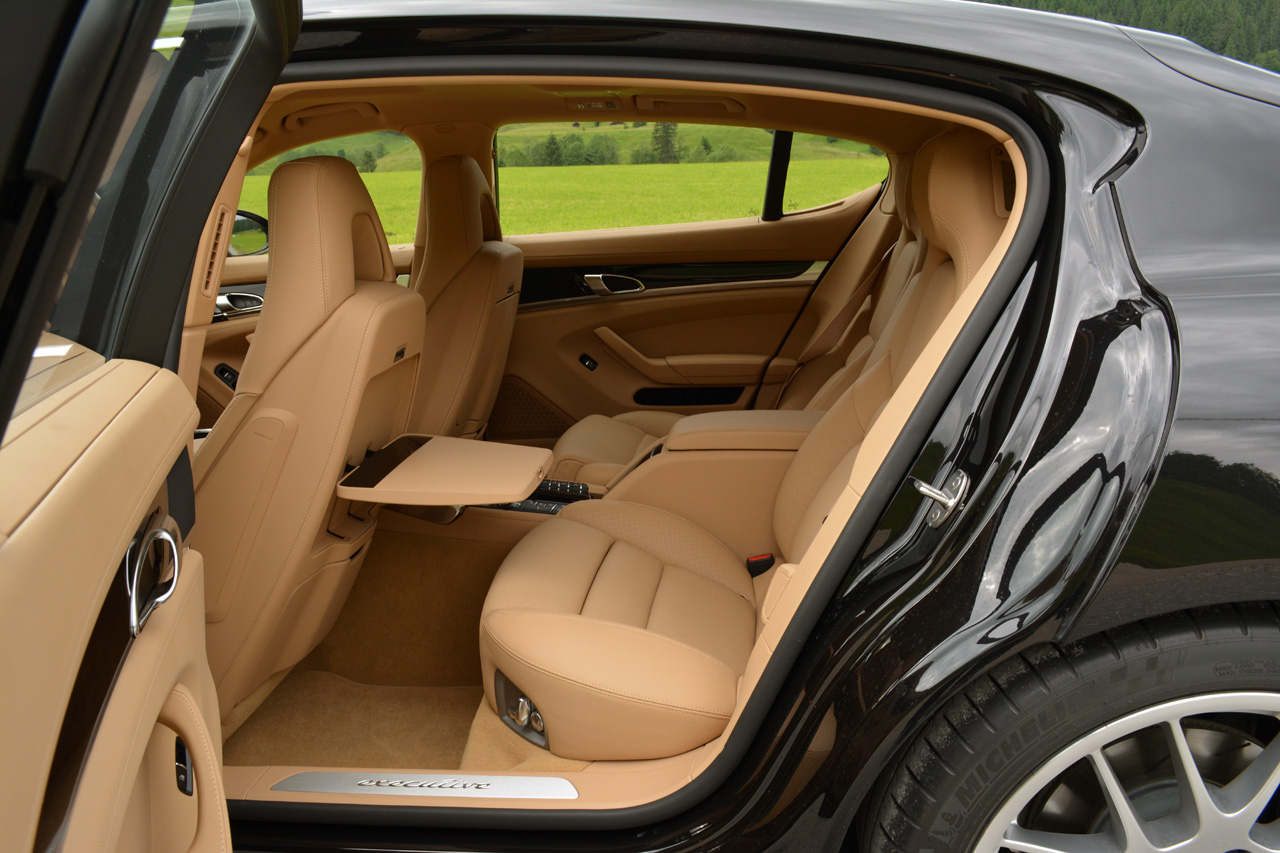 Certified Used Cars >> 2014 Porsche Panamera 4S Executive: Quick Spin Photo ...