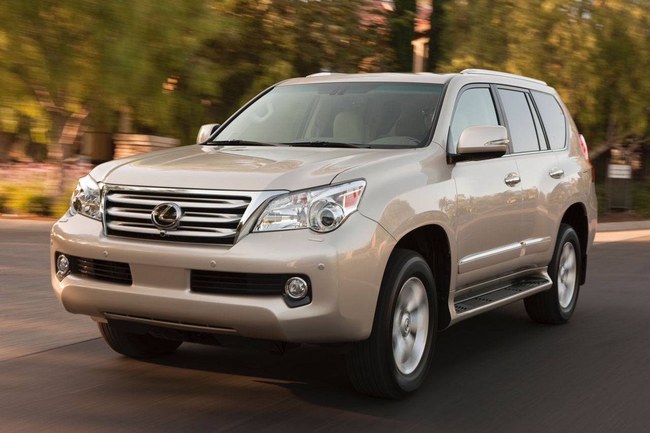 Lexus Certified Pre Owned >> Lexus to replace GX SUV with new TX crossover | Autoblog