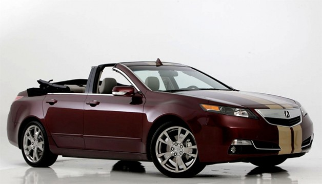 Acura Of Huntington >> Acura Convertible - Newport Convertible Engineering