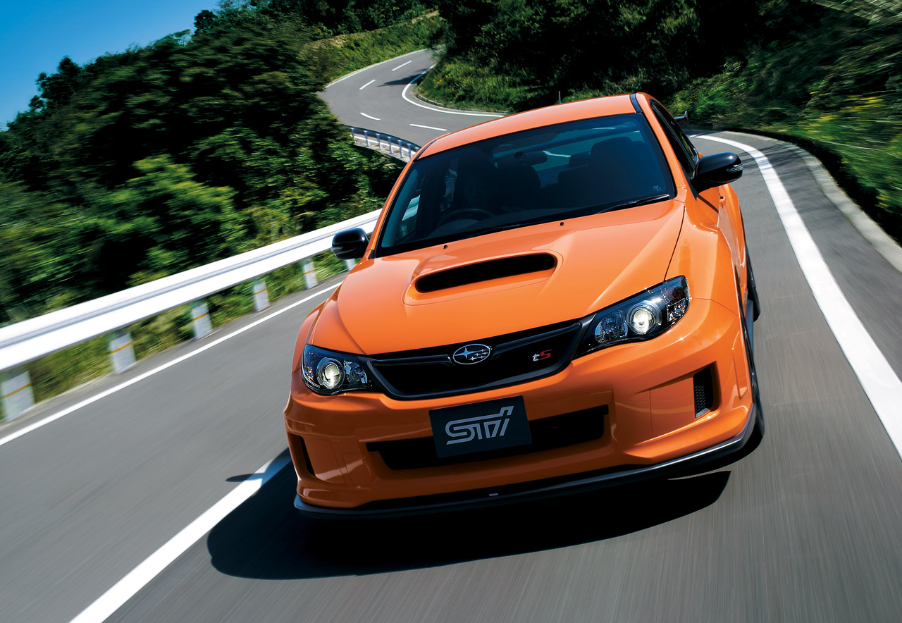 subaru unveils catchily named wrx sti ts type ra in japan update autoblog. Black Bedroom Furniture Sets. Home Design Ideas