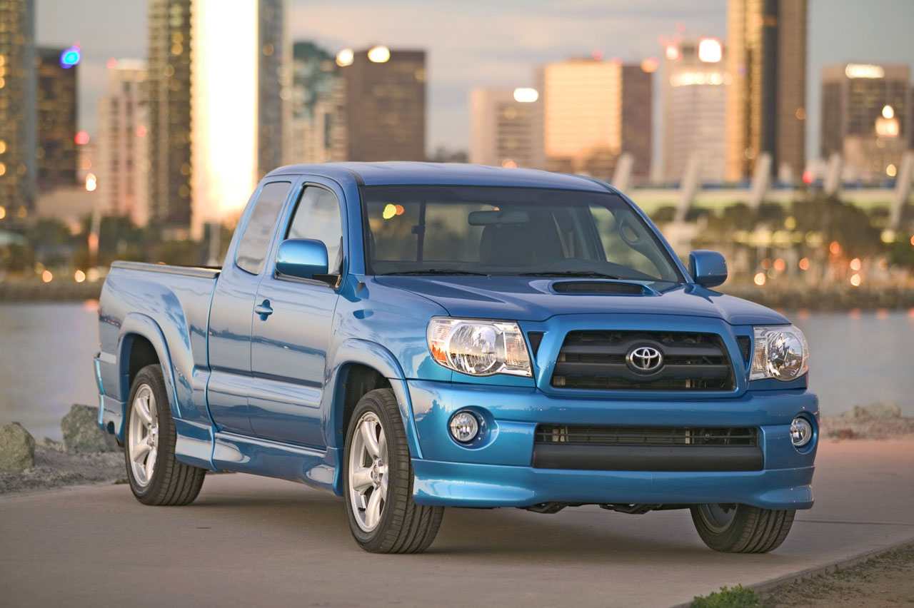 Speedway Gas Prices >> Toyota Tacoma X-Runner dead - Autoblog