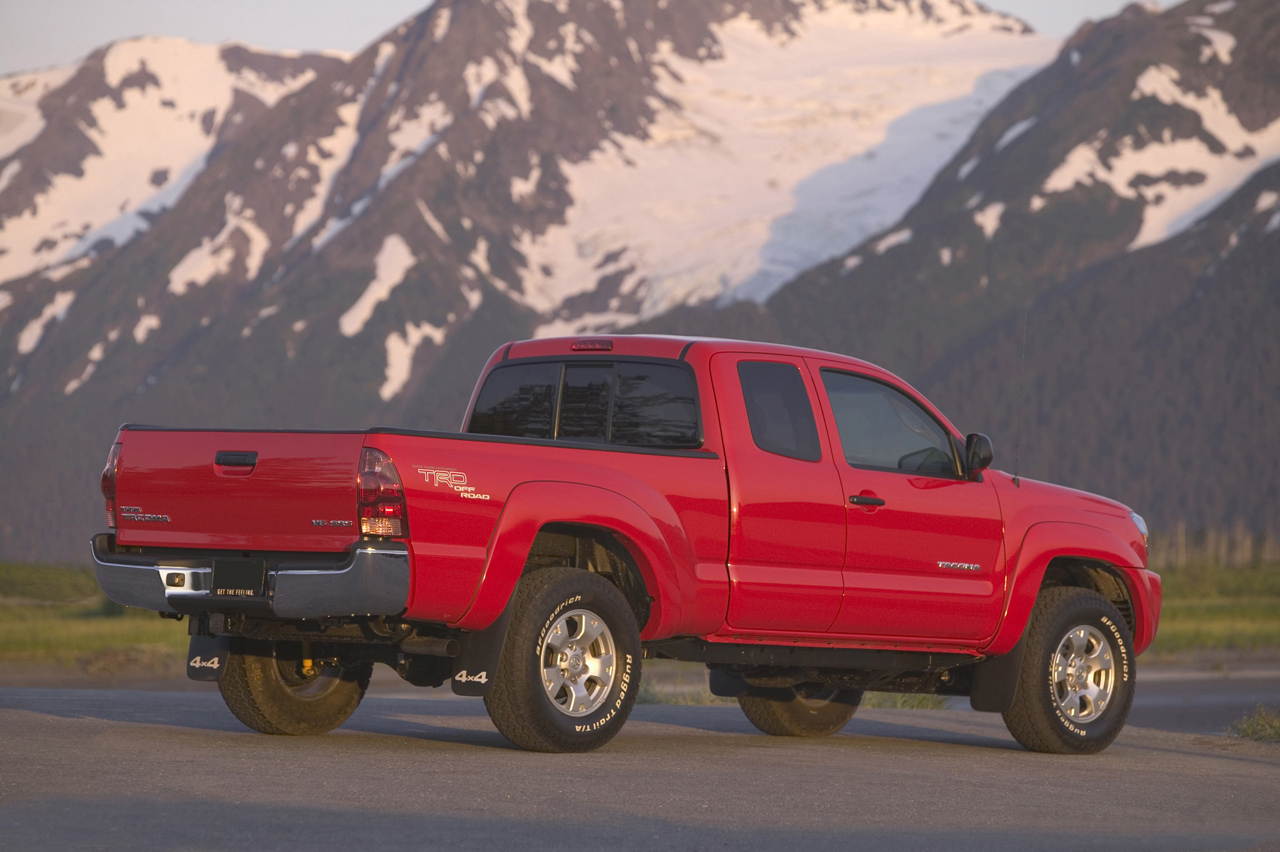 2016 Toyota Tacoma Access Cab >> Toyota pays $3.4 billion in class-action suit over rusty truck frames - Autoblog