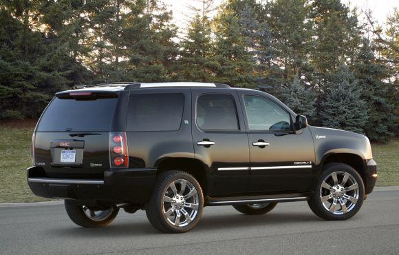 Officially Official Gmc Adds Yukon Denali Hybrid Suv