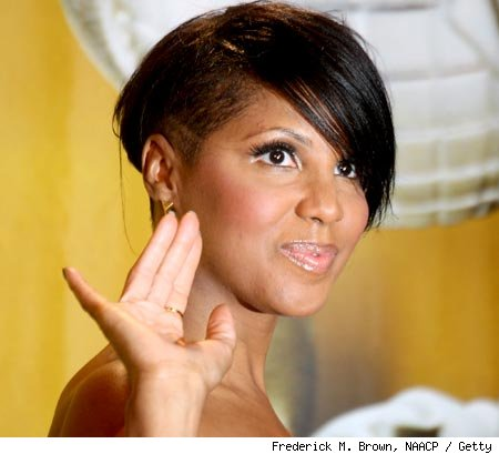 Toni braxton yesterday album