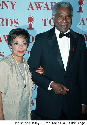 ossie davis and ruby dee open relationship