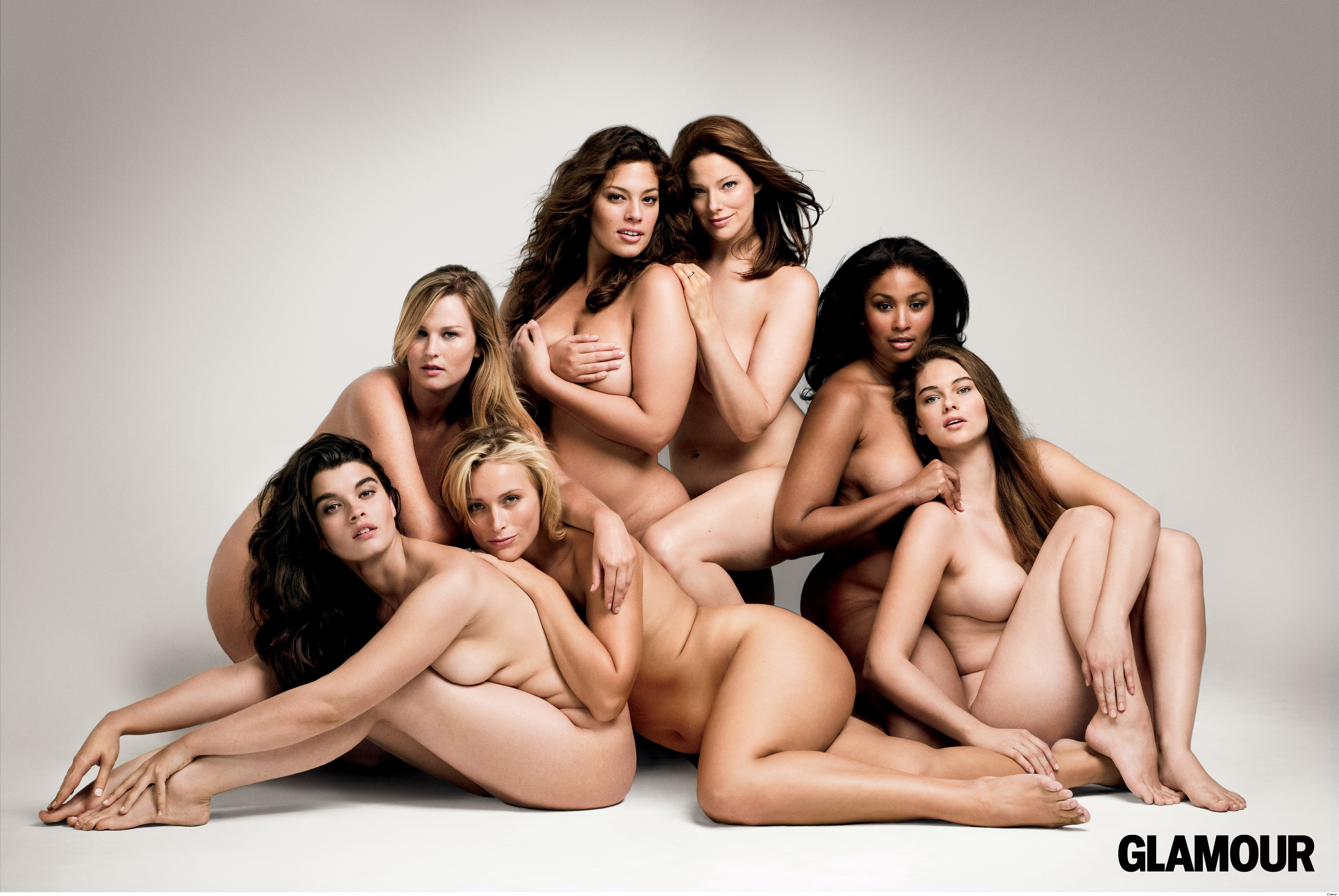 sexy naked models