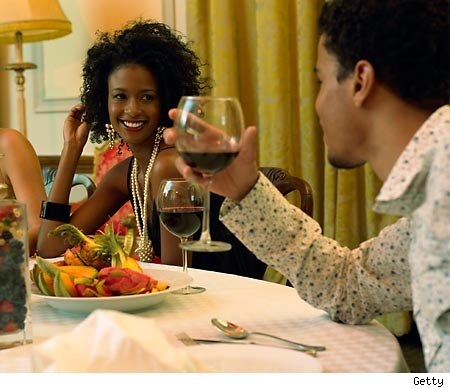 Image result for black people dinner party