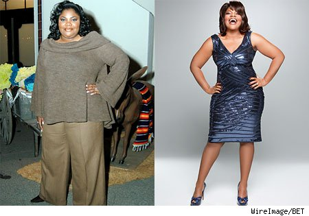 Mo'Nique Shows-Off Weight Loss And Workouts - Celebrities ...