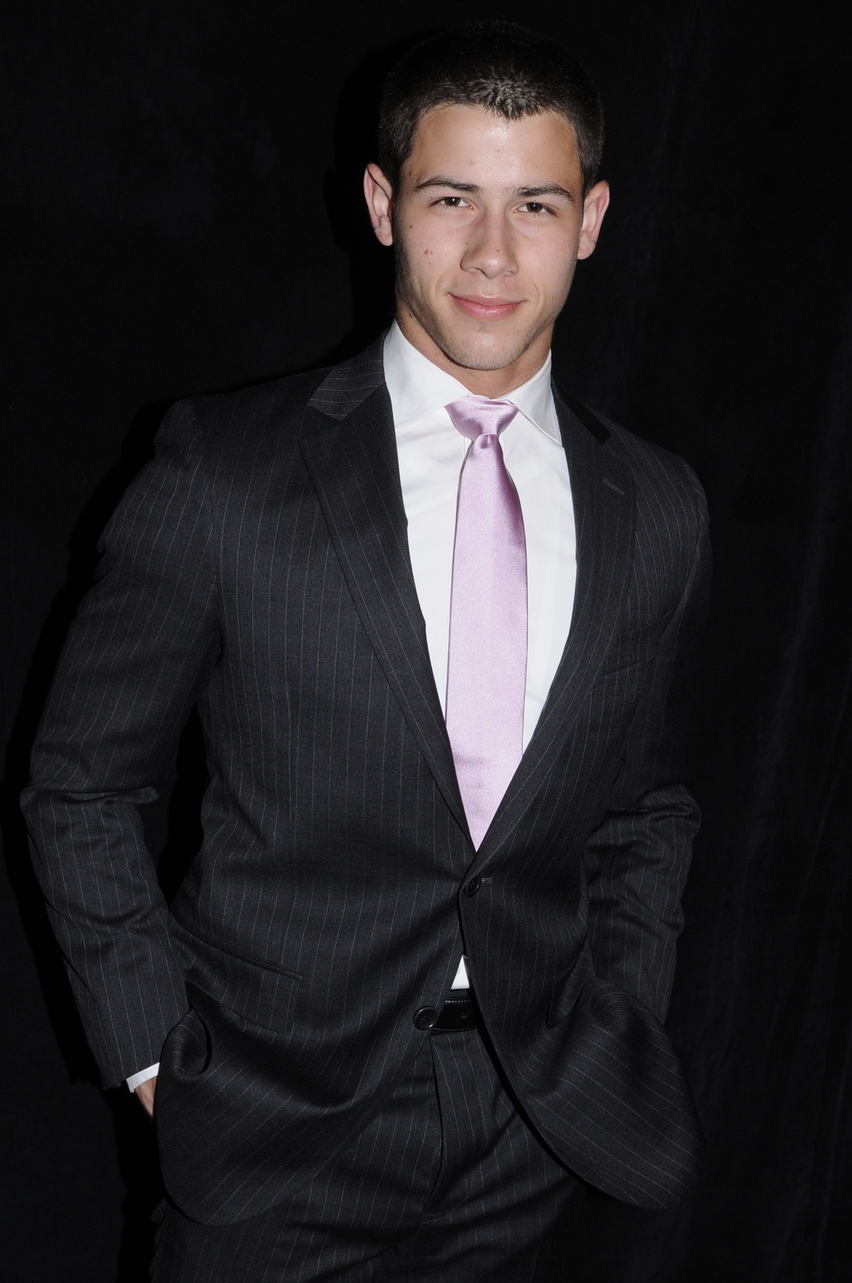 The Many Suits Of Nick Jonas