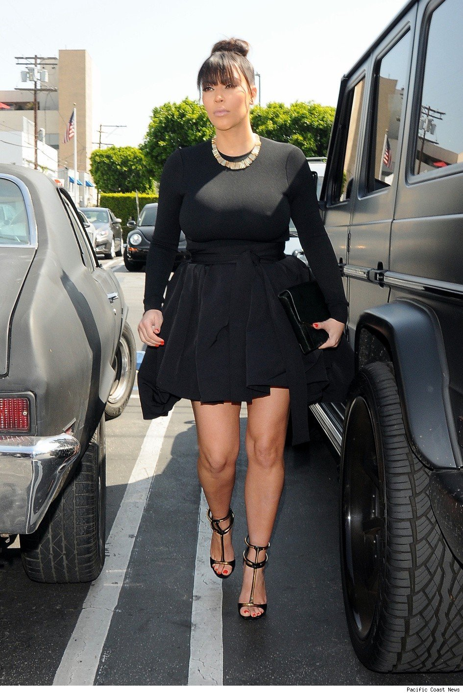 Kim Kardashian's Extreme Delivery Room Requests   Cambio