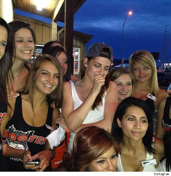Ugly hooters