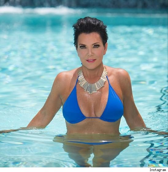 Is Kris Jenner Getting Naked For 'Playboy' Mag Photo Shoot