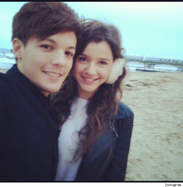 Louis Tomlinson and Eleanor Calder Getting Engaged Soon ...