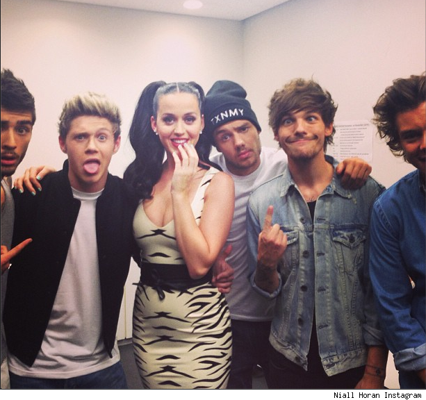 niall horan and katy perry meet again tat