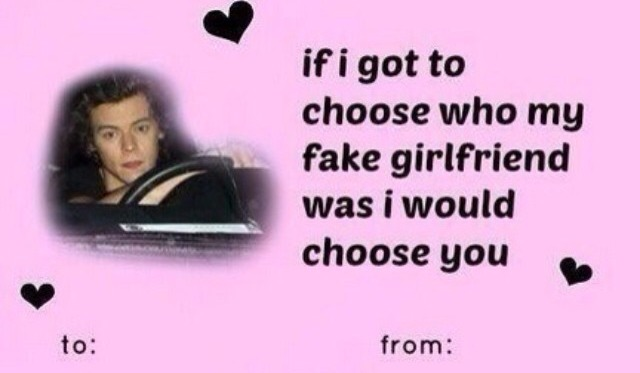 One Direction Valentine's Day Cards: Celebrate the Love With 1D | Cambio