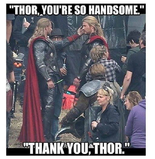 Funny Thor Memes 28 Images 25 Funniest Thor Loki Pictures Smosh