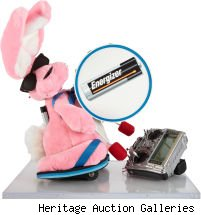 Energizer Bunny expected to drum up at least $18,000 at ...