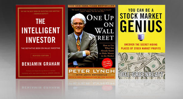 Here Are 12 Books That Every Investor Should Read