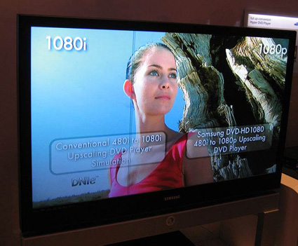 compare 1080p vs 1080i tv